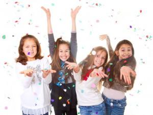 Une activité originale et pas banale pour une fête d'enfants